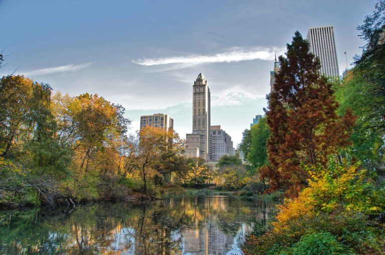 152 Southwest corner of Central Park looking east NYC 768x509